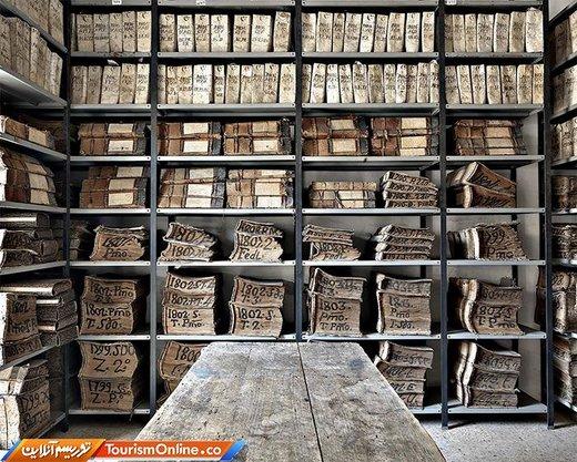 آرشیو تاریخی بانک ناپل ایتالیا
