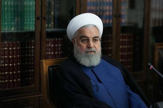 روحانی: تکدیگری و تجاهر به موادمخدر به هویت ملی ما ضربه میزند