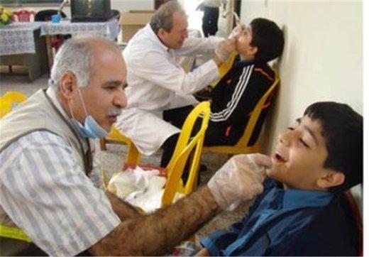 پایان فاز اول طرح مدارس عاری از پوسیدگی دندان تا آخر امسال