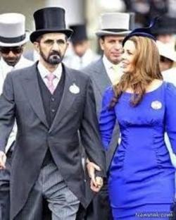 همسر حاکم دبی در سفارت اردن در لندن پست مهمی گرفت/ عکس