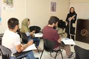 آغاز دوره آموزش زبان فارسی به دانشجویان اهل ترکیه