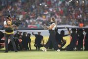 فیلم | افتتاحیه خاص جام باشگاههای غرب آسیا با حضور زنان در کربلا