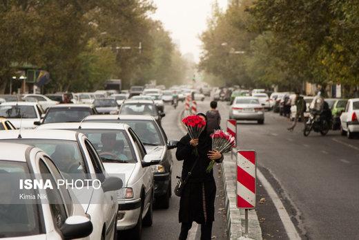هوای تهران در برخی ساعات امروز برای حساسها ناسالم میشود