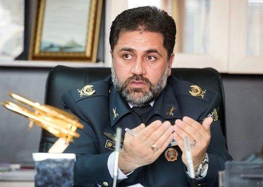 إيران ستكشف قريبا عن منظومة جديدة للدفاع الجوي