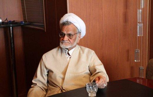 پاسخ حجتی کرمانی به کدخدایی: رد صلاحیت من پیشکش، فرمانده جنگ و رئیس دو مجلس و رئیس جمهور مملکت را چرا ردصلاحیت کردید؟