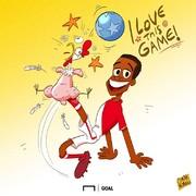 فوتبالیست مشهوری که با کفش مرغی بازی میکرد!