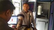 اهدا ۵.۰۰۰ سیسی خون توسط کارکنان مخابرات لرستان