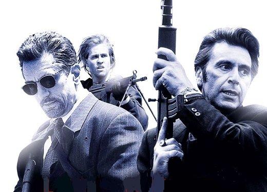 لذت تماشای گیر افتادن آل پاچینو و رابرت دنیرو در «مخمصه»