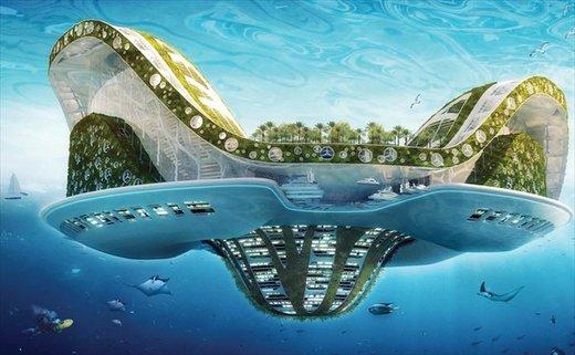 پروژه «لیلیپد»؛ در سال ۲۱۰۰ چه تغییری در سبک زندگی بشر رخ خواهد داد؟!