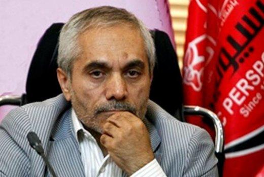 مخالفت وزیر ورزش با بازگشت طاهری به پرسپولیس