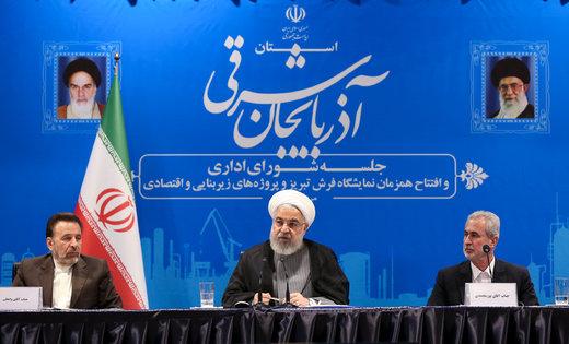 روحانی: برجام را همه نظام پذیرفتند/ میتوانیم قیمت دلار را پایین بیاوریم