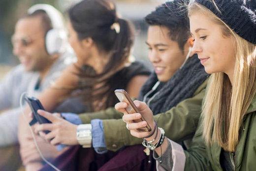 نوع حرکت تلفن همراه میتواند ویژگیهای شخصیتی را آشکار کند