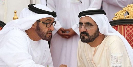 هئیت نظامی امارات در تهران و پیام سعودی از سوئیس به تهران!