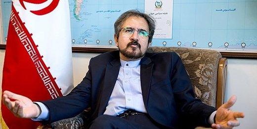 سفیر ایران در فرانسه به تحریم ظریف واکنش نشان داد