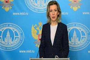 وزارت خارجه روسیه به تحریم ظریف واکنش نشان داد