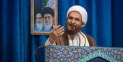 خطیب نمازجمعه تهران: وحدت قوا برای شکستن شاخ غول گرانی ادامه یابد/ ۶ هزار مسئلهی کشور تقدیم دولت کردیم
