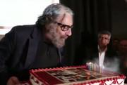 قیلم | دورهمی چهرههای سینما در جشن تولد مسعود کیمیایی