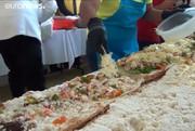 فیلم | ساندویچ غولپیکر ۷۲ متری در مکزیکوسیتی!