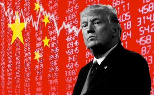 حملات پایانناپذیر ترامپ به چشم بادامیها