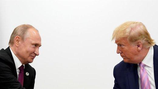 شف: ترامپ بازیچه دست پوتین بود
