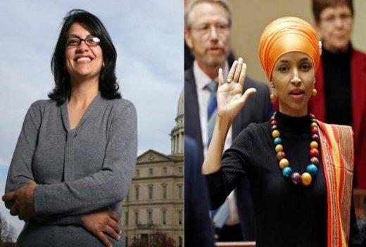 نظرسنجی تازه از نامحبوبی ترامپ نسبت به ۴ نماینده زن کنگره