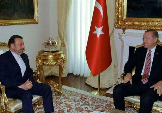 جزییاتی از دیدار رئیسدفتر روحانی با رجب طیب اردوغان در ترکیه