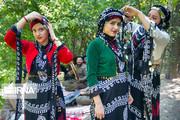 تصاویر |جشن چله تابستان در پاوه