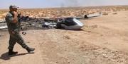 پهپاد اماراتی در لیبی سرنگون شد