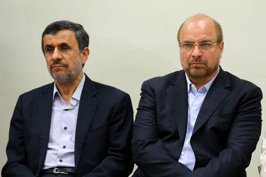 قالیباف به دنبال بدنه رای احمدینژاد؟/ کنعانیمقدم: انتخابات لاتاری نیست