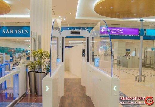 عبور ۲۰ هزار مسافر از فرودگاه بینالمللی دبی، بدون نشان دادن گذرنامه