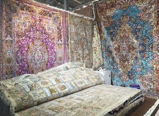 نمایشگاه فرش دستباف تبریز تمدید شد