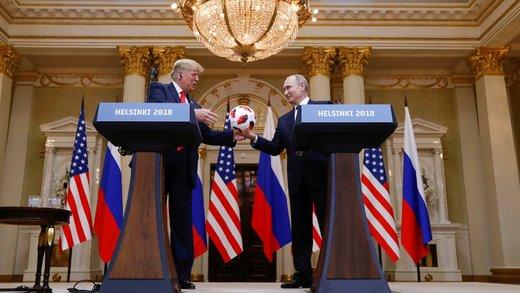 وضعیت فعلی منطقه و ایران، هدیه ترامپ به پوتین بود