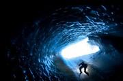 عکس | غار یخی در عکس روز نشنال جئوگرافیک