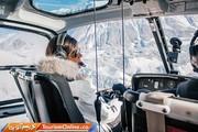 تصاویر | خلبان زن مشهور که در کانادا پرواز میکند