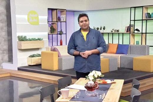 فیلم | عذرخواهی دوباره مجری شبکه ۳ از هواداران استقلال روی آنتن زنده!