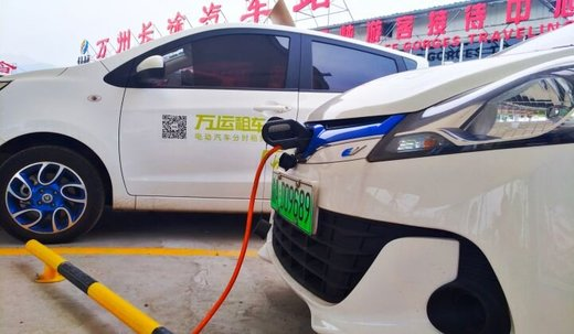 چین در خرید خودروهای برقی از آمریکا سبقت گرفت