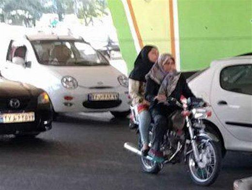 دیوان عدالت اداری: زنان هم میتوانند موتورسیکلت برانند