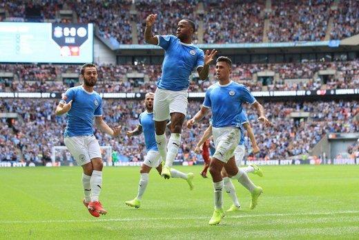 منچسترسیتی اولین جام فصل را از چنگ لیورپول درآورد
