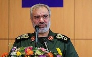 جانشین فرمانده کل سپاه: دشمن از ترس خواب و خوراک ندارد /حرامزادههای داعش را تشکیل دادند ولی عامل شکست خودشان شد