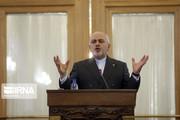 Zarif says Iran will thwart US maximum pressure