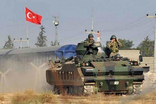 ترکیه پس از عید قربان به شرق فرات حمله می کند