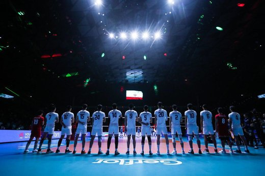 برنامه تیم ملی والیبال در مسابقات انتخابی المپیک ۲۰۲۰