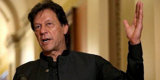 عمران خان مذاکره با هند را بیفایده دانست