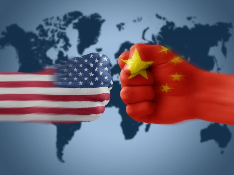 جنگ تجاری چین و امریکا