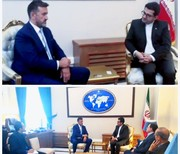 دیدار مدیرعامل خبرگزاری بوسنیوهرزگوین با سخنگوی وزارت خارجه