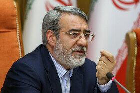 اظهارات وزیرکشور درباره ورود پولهای کثیف به انتخابات و احتمال ورود گروههای خرابکار به ایران در ایام اربعین