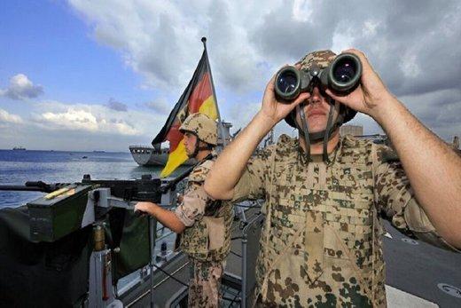 پیشنهاد آلمان برای جایگزینی طرح ائتلاف دریایی