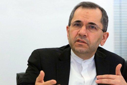 نامه ایران به دبیرکل سازمان ملل درباره تحریم ظریف