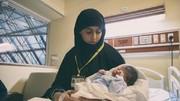 اولین نوزاد در مناسک حج به دنیا آمد