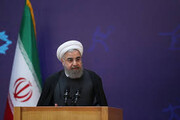 Rouhani: Today's US weaker, more isolated than ever